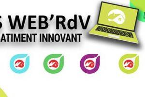 """WEB'RDV du bâtiment innovant """"E+C - 24 novembre 2020"""