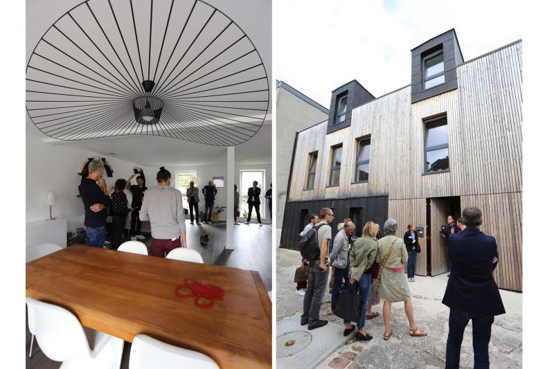 Realisation d'une extension d'une maison d'habitation en surelevation [2]